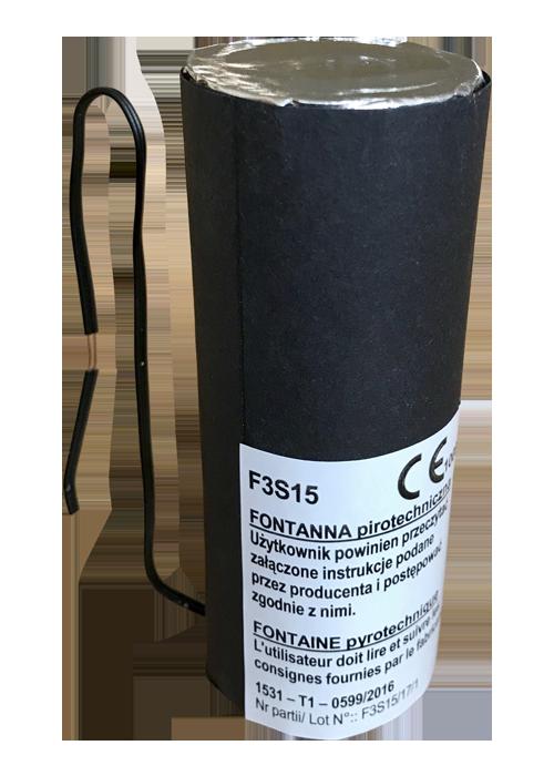 Pirotechnika scenicza F3S15