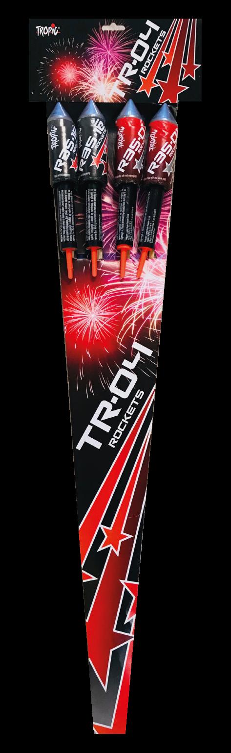 Rockets TR04