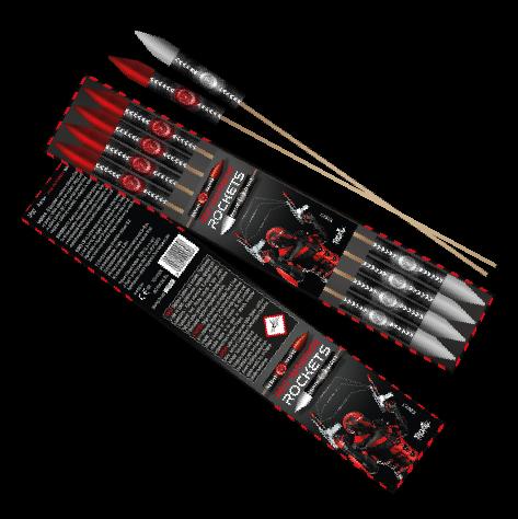 Rakiety CP323